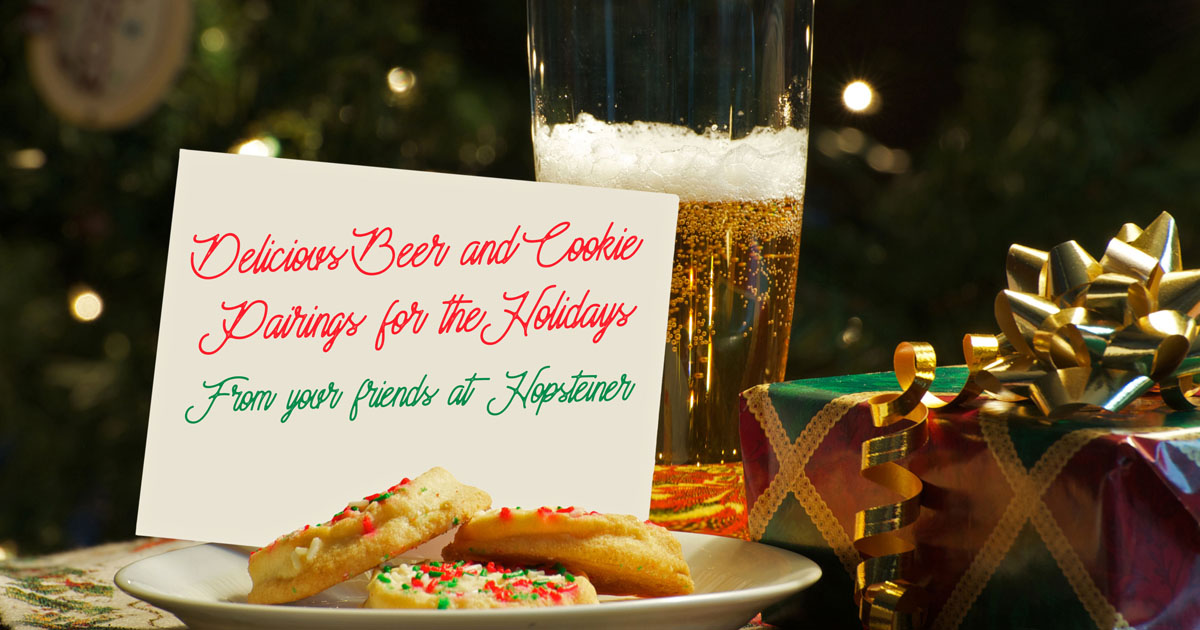 Beer and Cookie Pairings