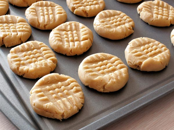 peanut butter cookies and stout