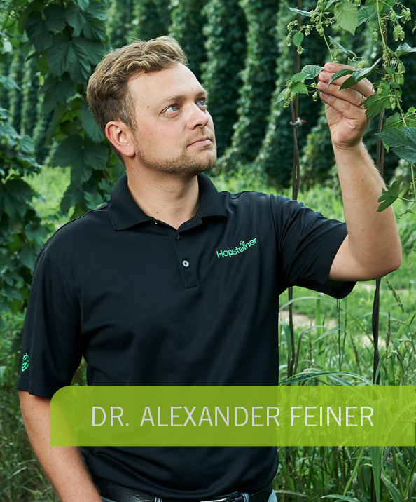 Alexander Feiner - Hopsteiner Webinare