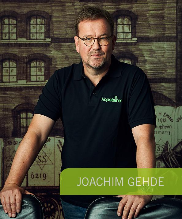 Joachim Gehde - Hopsteiner Webinare