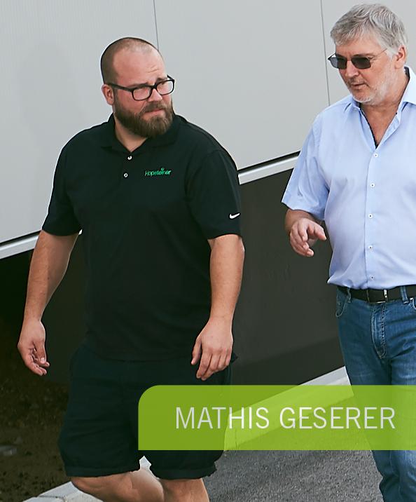 Mathis Geserer - Hopsteiner Webinare